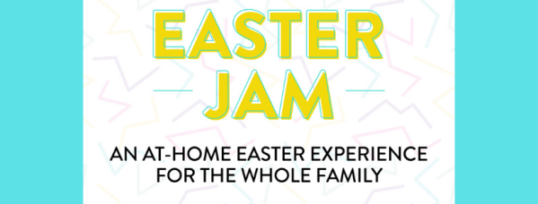 Easter Jam Facebook Header